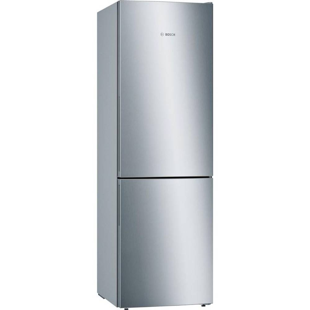Bosch Kombinácia chladničky s mrazničkou Bosch Serie | 6 Kge36alca nerez