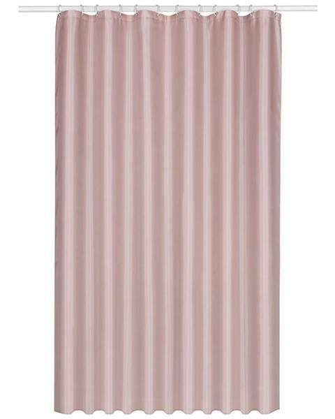 Ružový záves Möbelix