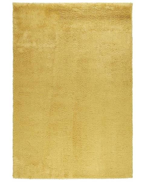 Žltý koberec Möbelix