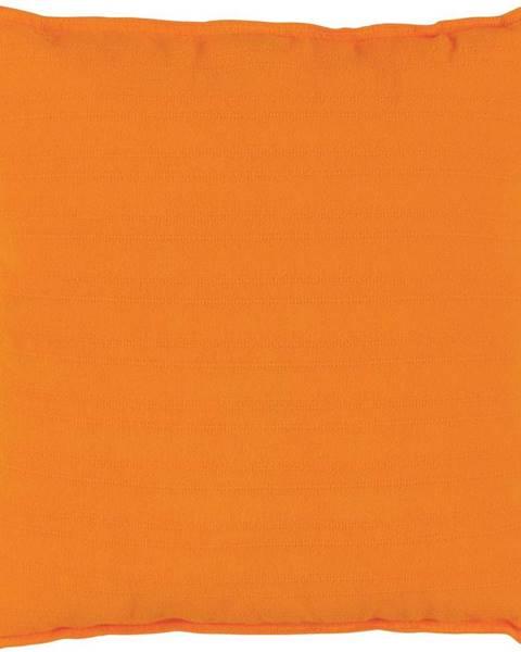 Oranžový vankúš Möbelix