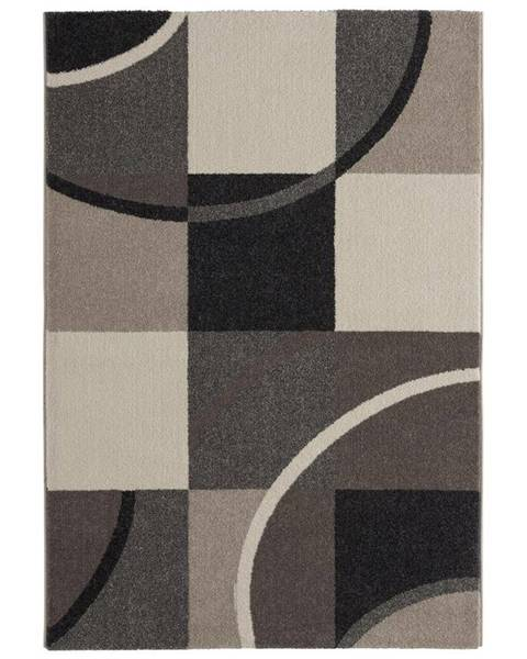 Sivý koberec Möbelix