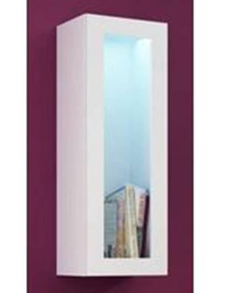 Béžová vitrína Artcam