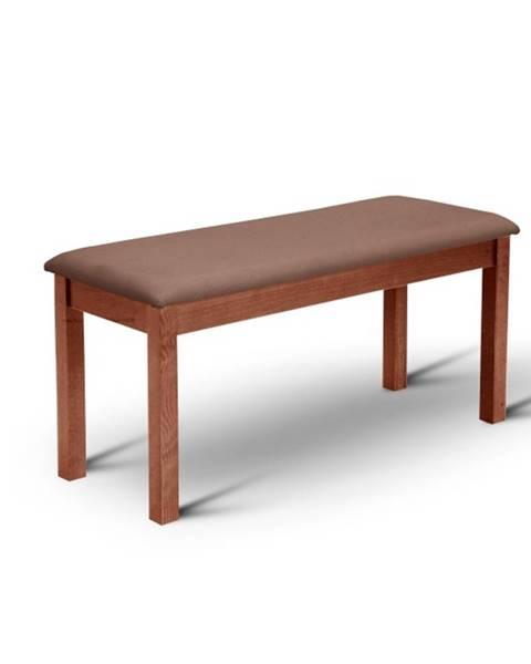 Béžová lavica Tempo Kondela