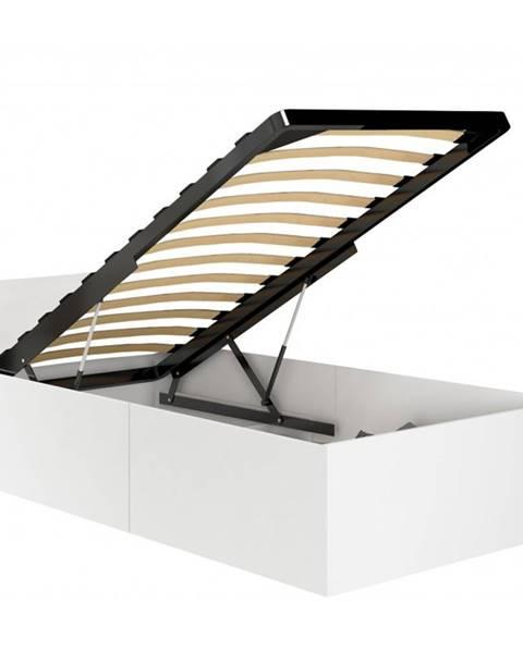 Béžová posteľ ArtAko