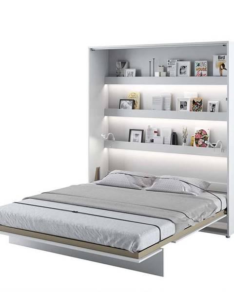 Biela posteľ Dig-net nábytok