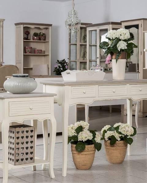 Béžový stôl Livin Hill