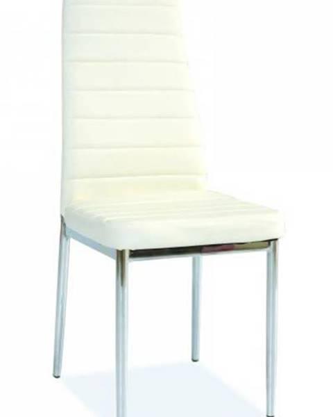 Biela stolička Signal