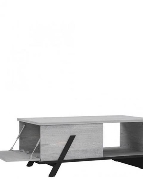 Béžový stôl Forte