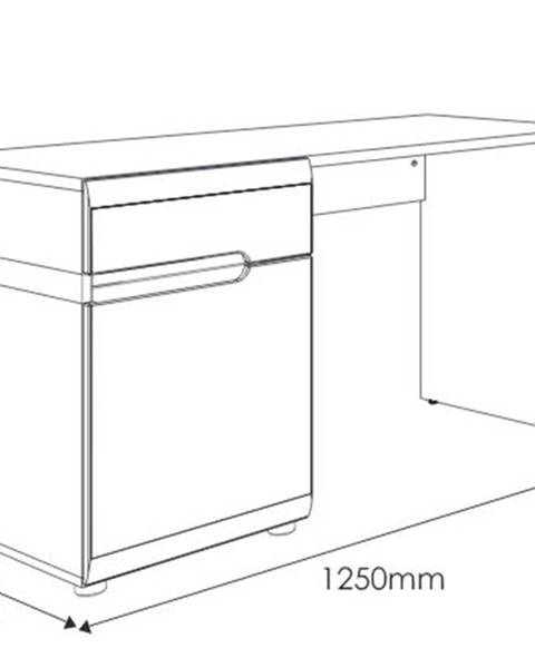 Biely stôl ArtExt