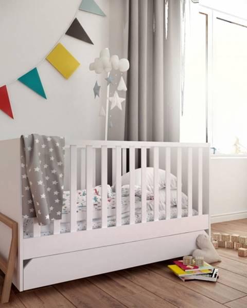 Biely detský nábytok ArtBel