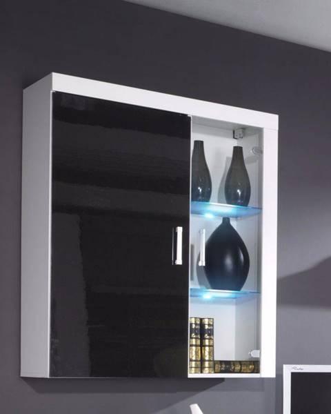 Čierna vitrína Artcam