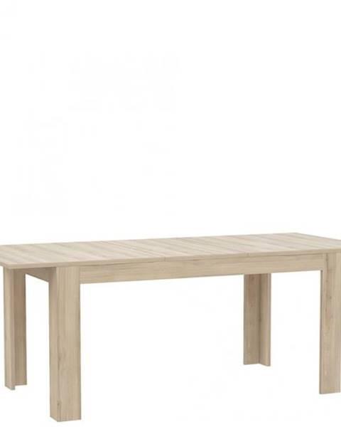 Hnedý stôl Forte