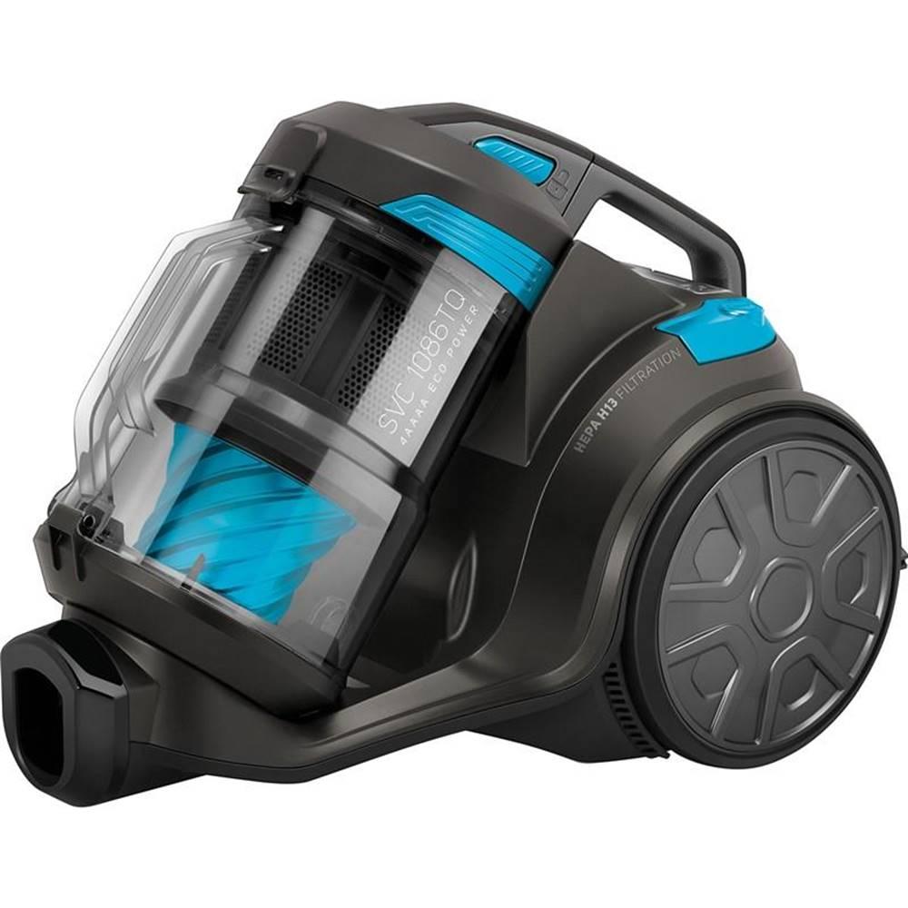 Sencor Podlahový vysávač Sencor SVC 1086TQ čierny/modr