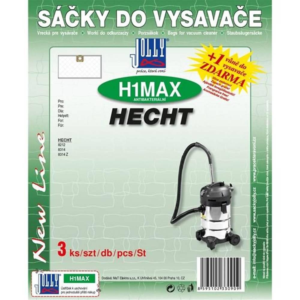 Jolly Sáčky pre vysávače Jolly MAX H 1 Hecht
