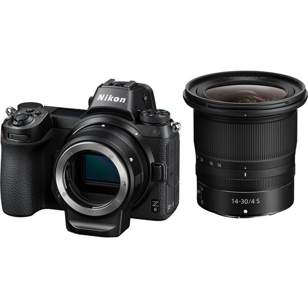 Nikon Digitálny fotoaparát Nikon Z6 + 14-30 + adaptér bajonetu FTZ KIT