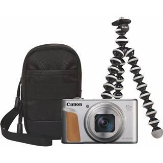 Digitálny fotoaparát Canon PowerShot SX740 HS, Travel KIT