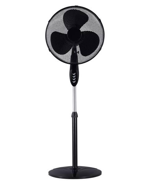 Čierny ventilátor Guzzanti
