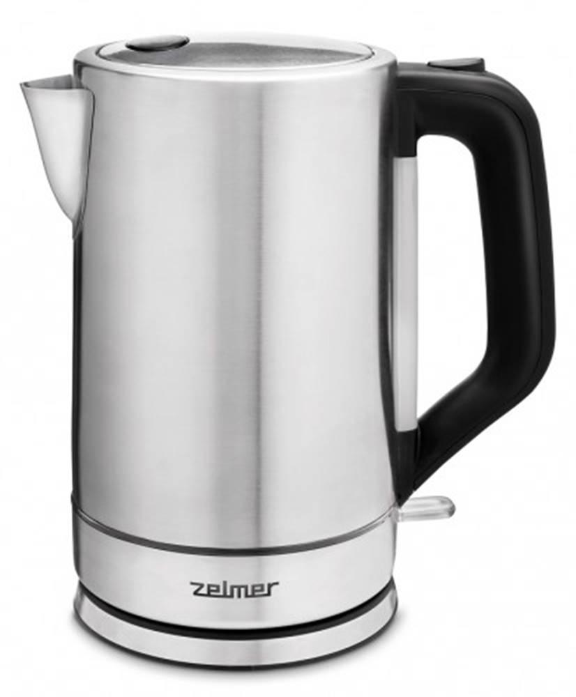 Zelmer Rýchlovarná kanvica Zelmer ZCK7920, nerez, 1,7l