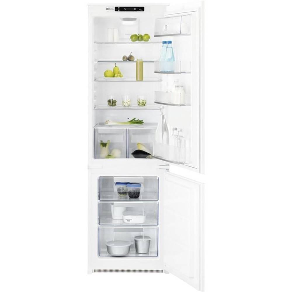 Electrolux Kombinácia chladničky s mrazničkou Electrolux FlexiShelf Lnt4fe18s