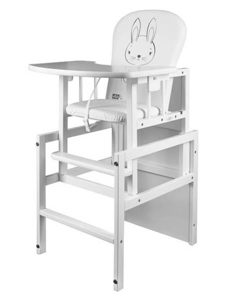 Biela stolička Philips