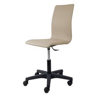 Kancelárska stolička FLEUR béžová