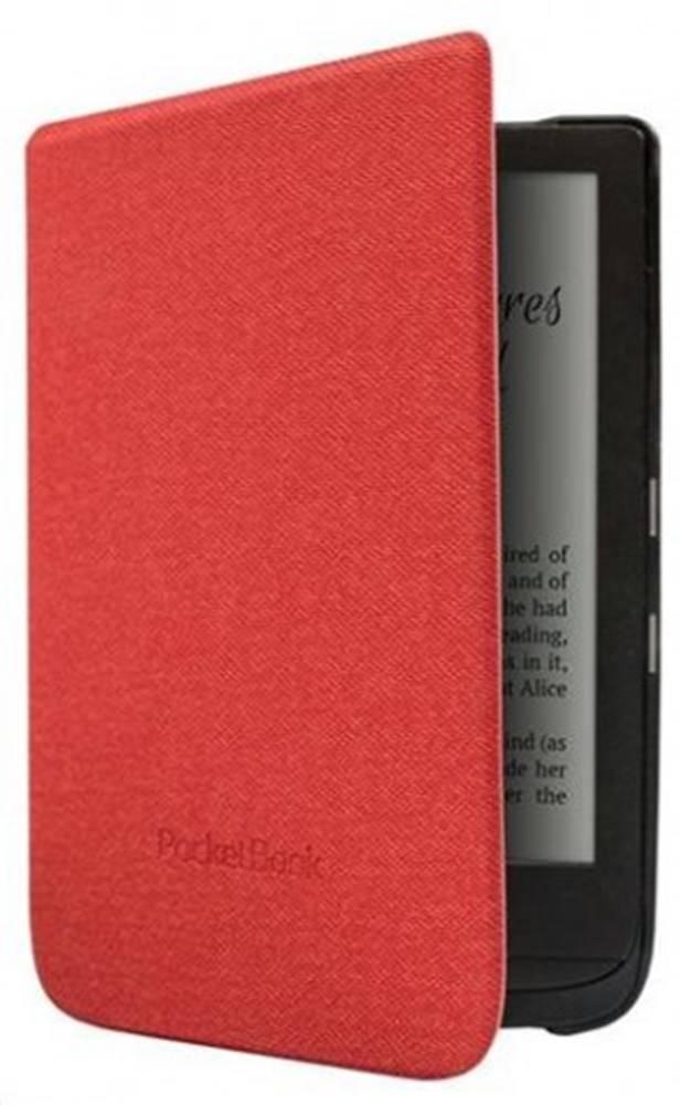 PocketBook Puzdro na čítačku kníh PocketBook 616, 627, 632, červená