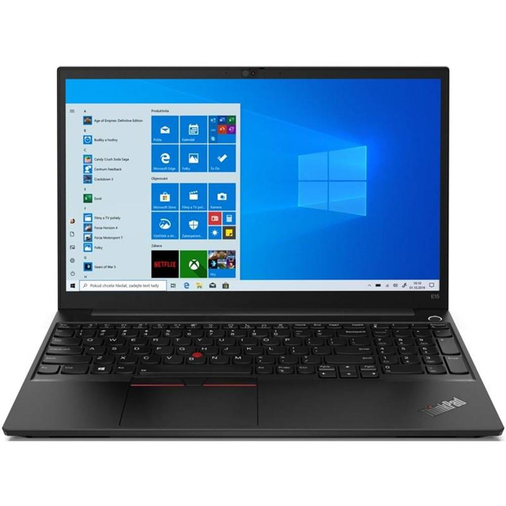 Lenovo Notebook Lenovo ThinkPad E15 Gen 2 čierny