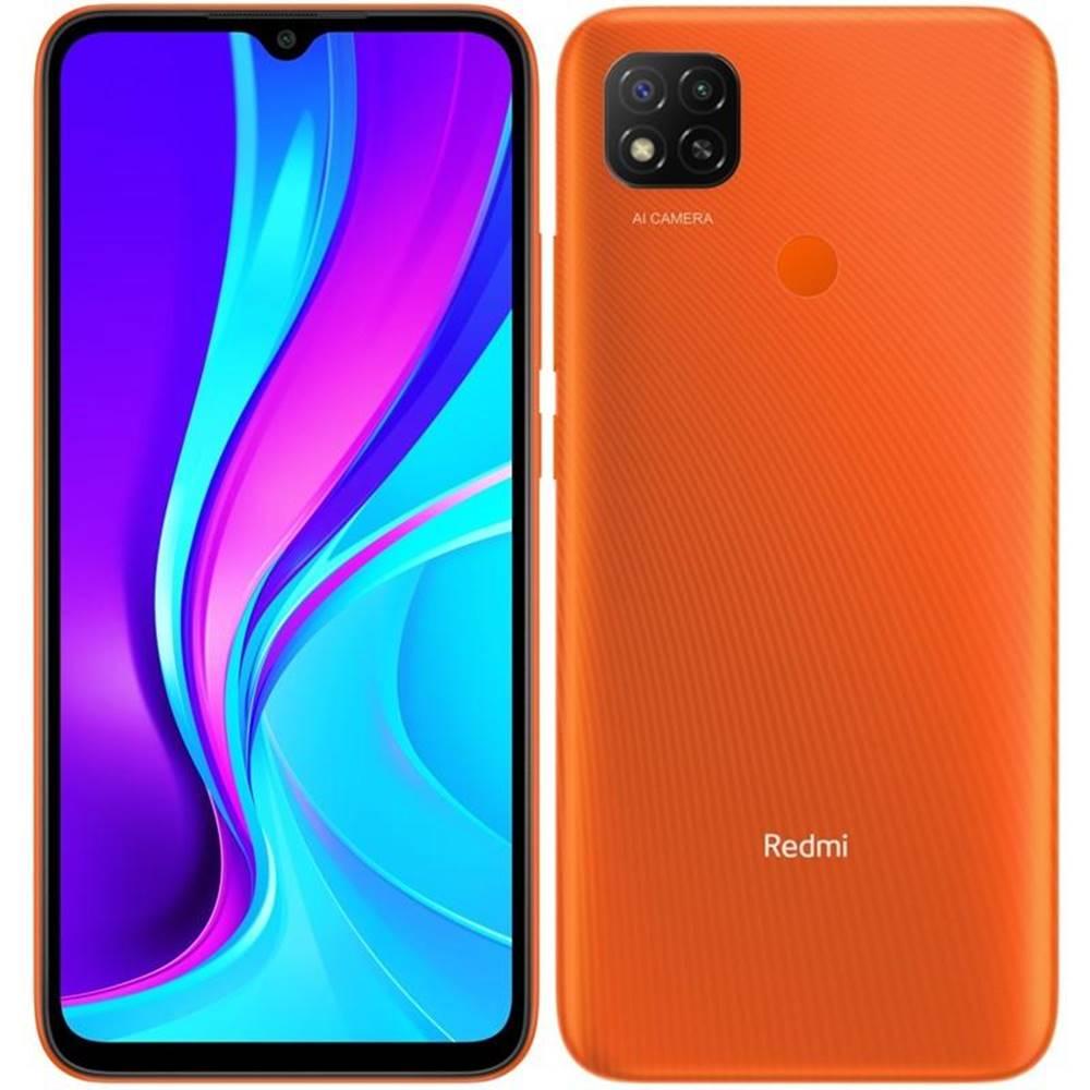 Xiaomi Mobilný telefón Xiaomi Redmi 9C NFC 32 GB oranžový