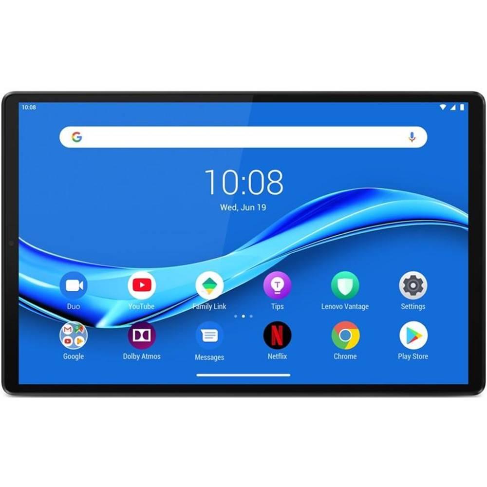 Lenovo Tablet  Lenovo Tab M10 Plus LTE 64 GB sivý