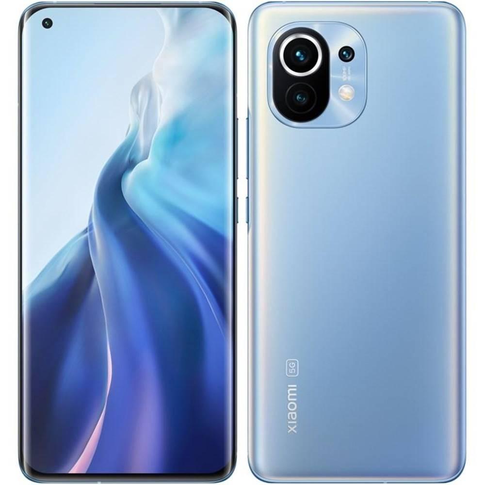Xiaomi Mobilný telefón Xiaomi Mi 11 256 GB 5G - Horizon Blue