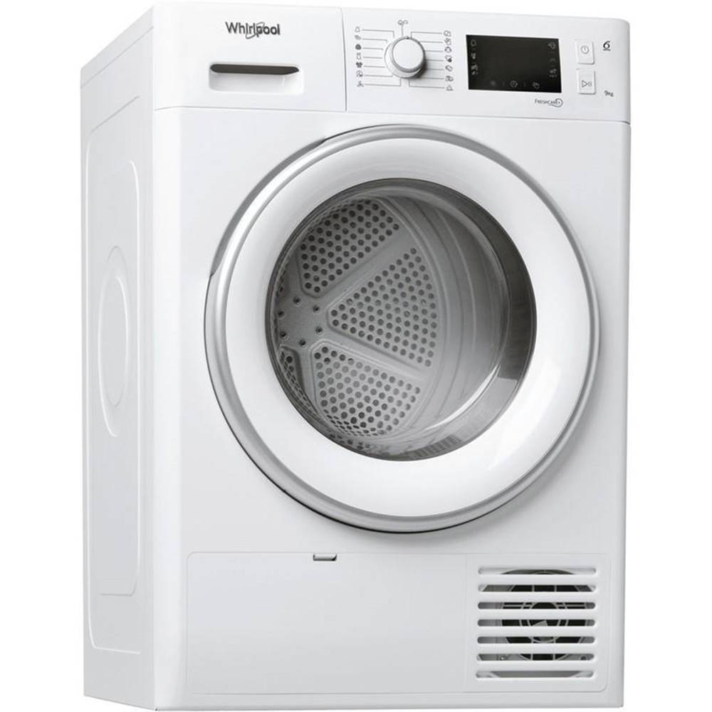 Whirlpool Sušička bielizne Whirlpool FreshCare+ FT M22 9X2S EU biela