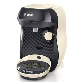 Espresso Bosch Tassimo Happy TAS1007 čierne/krémov