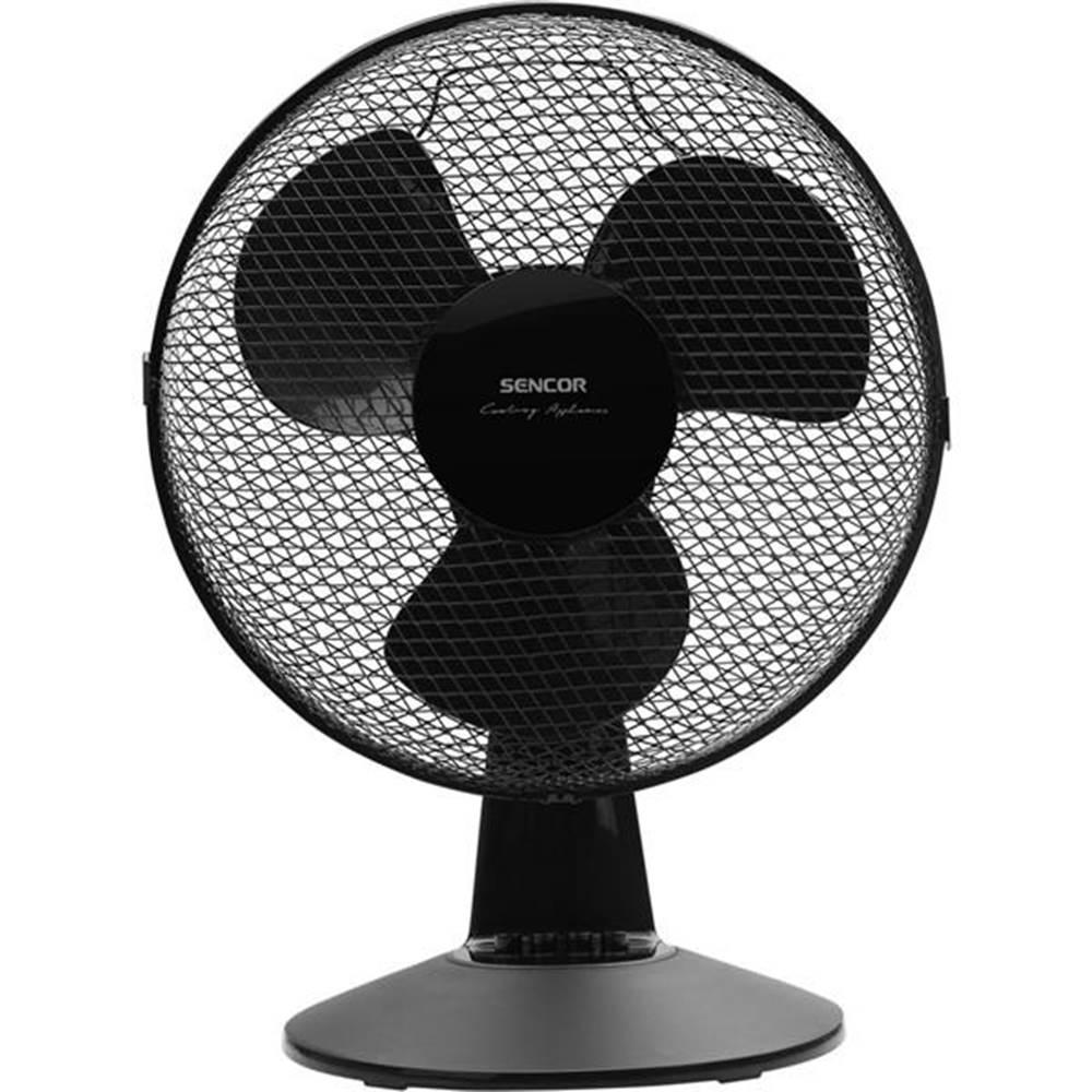 Sencor Ventilátor stolový Sencor SFE 3011BK čierny