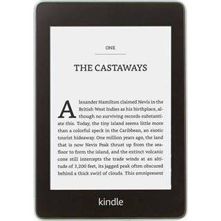 Čítačka kníh Amazon Kindle Paperwhite 4 2018 s reklamou zelená