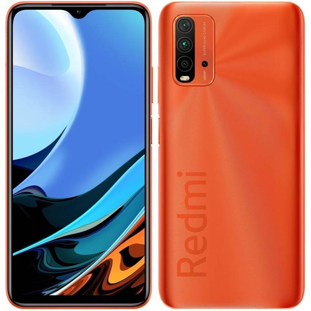 Xiaomi Mobilný telefón Xiaomi Redmi 9T 64 GB oranžový