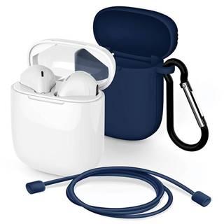 Slúchadlá Meliconi Safe Pods biela/modrá