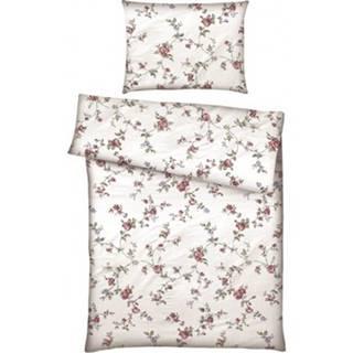 Obliečky Florina, bavlna ranforce, motív ruží%