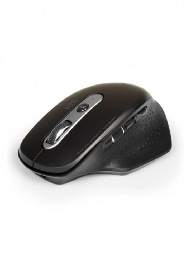 PORT CONNECT Bezdrôtová myš PORT CONNECT, nabíjací, bluetooth, čierna