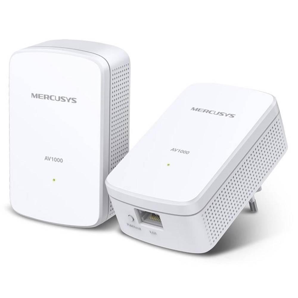 Mercusys Sieťový rozvod LAN po 230V Mercusys MP500 KIT biely