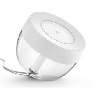 Stolná lampa Philips Hue Iris Bluetooth biela