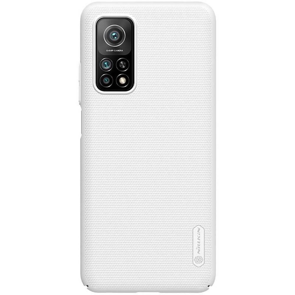Nillkin Kryt na mobil Nillkin Super Frosted na Xiaomi Mi 10T/10T Pro biely