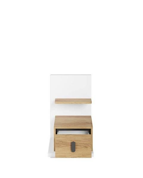 Biely stôl Dig-net nábytok