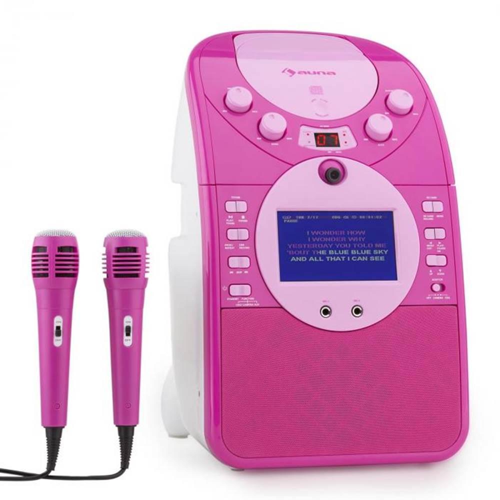 Auna ScreenStar, ružový, ka...