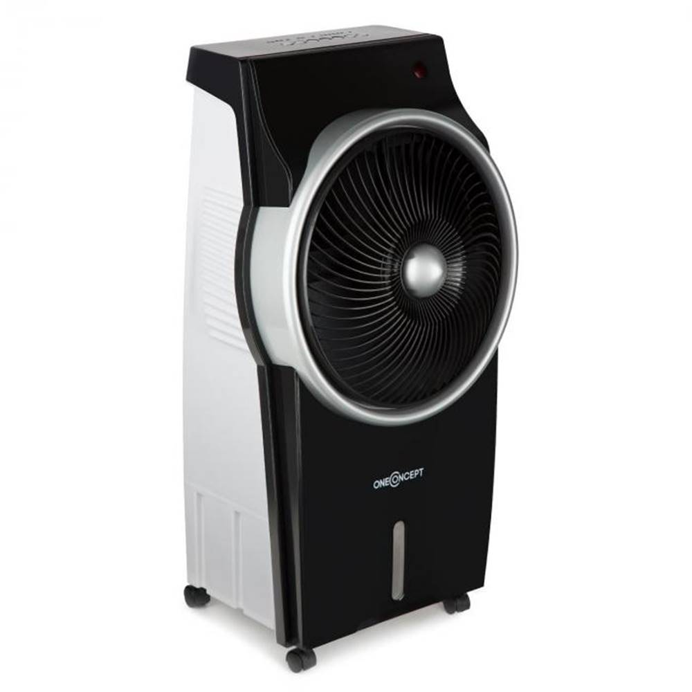 OneConcept OneConcept Kingcool, ochladzovač vzduchu, klimatický prístroj, ventilátor, ionizátor, čierny