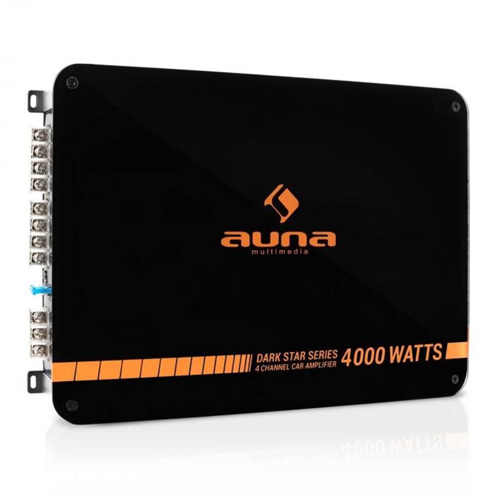 Auna Auna Dark Star 4000, 4000 W, 4-kanálový koncový zosilňovač