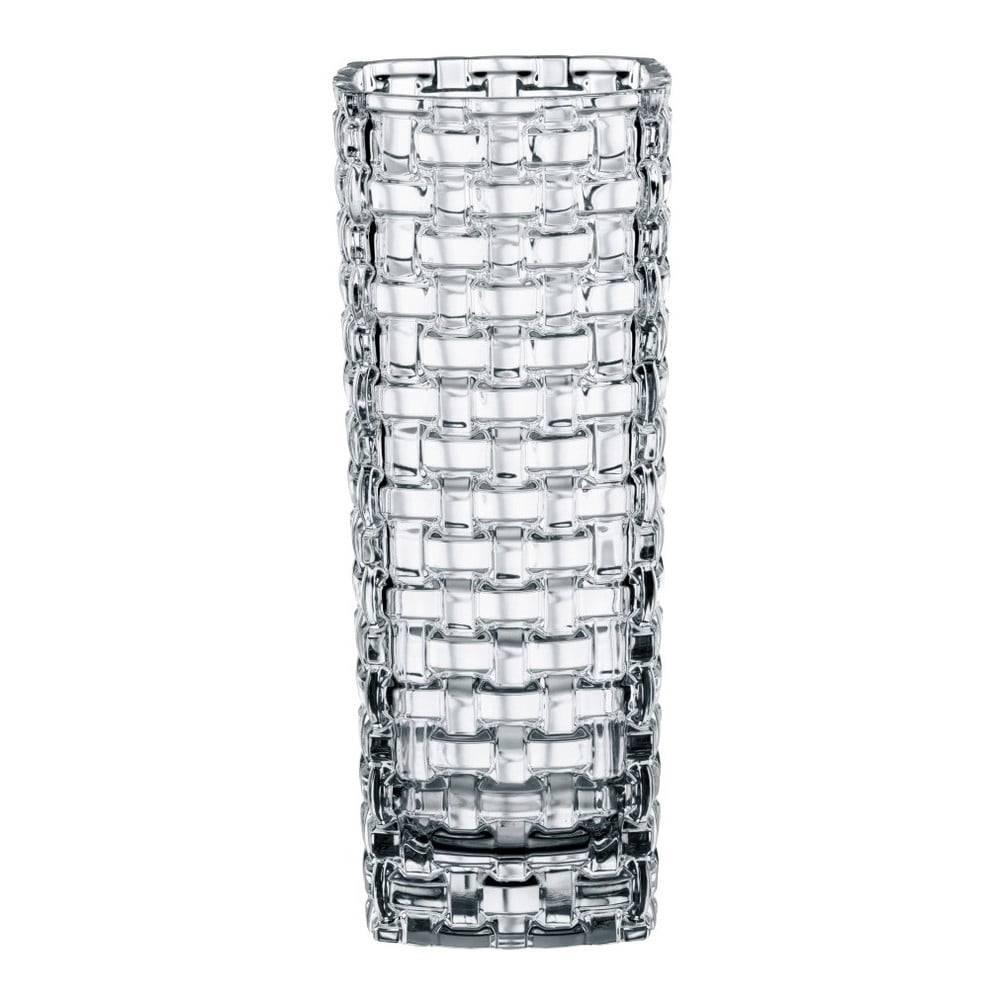 Nachtmann Váza z krištáľového skla Nachtmann Bossa Nova, výška 28 cm