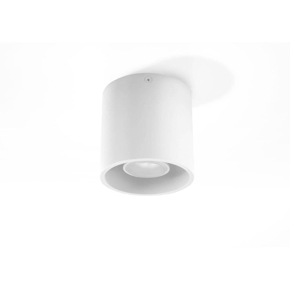 Nice Lamps Biele stropné svietidlo Sollux Roda