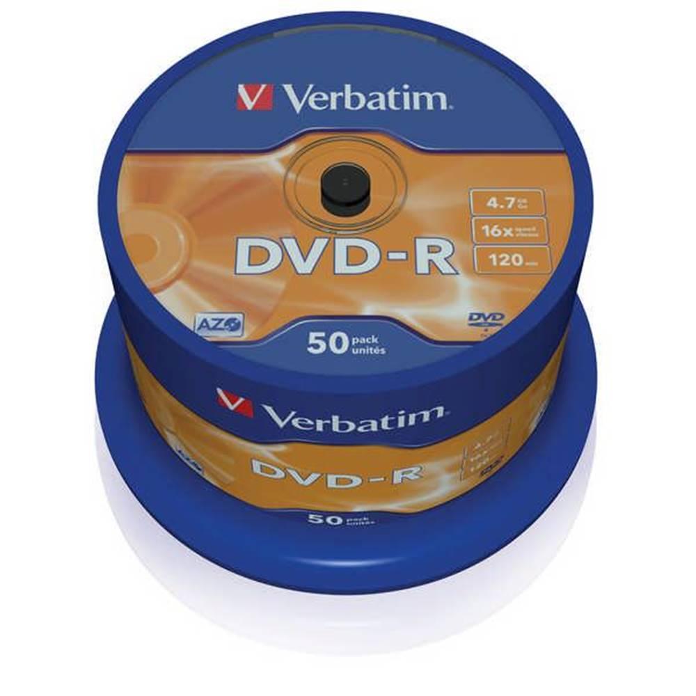 Verbatim Disk Verbatim DVD-R 4,7GB, 16x, 50cake