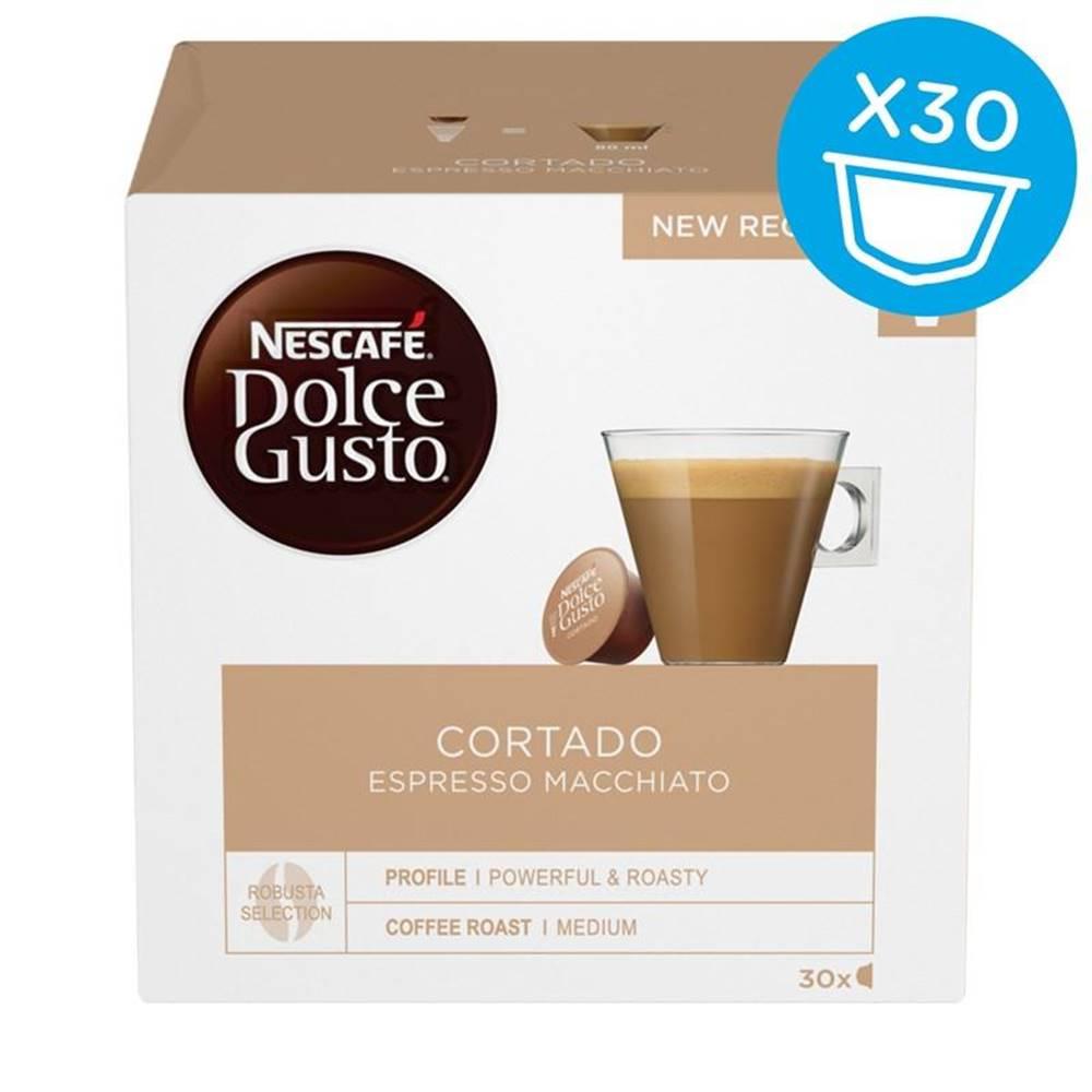 Nescafé NescafÉ Dolce Gusto® Cortado kávové kapsule 30 ks