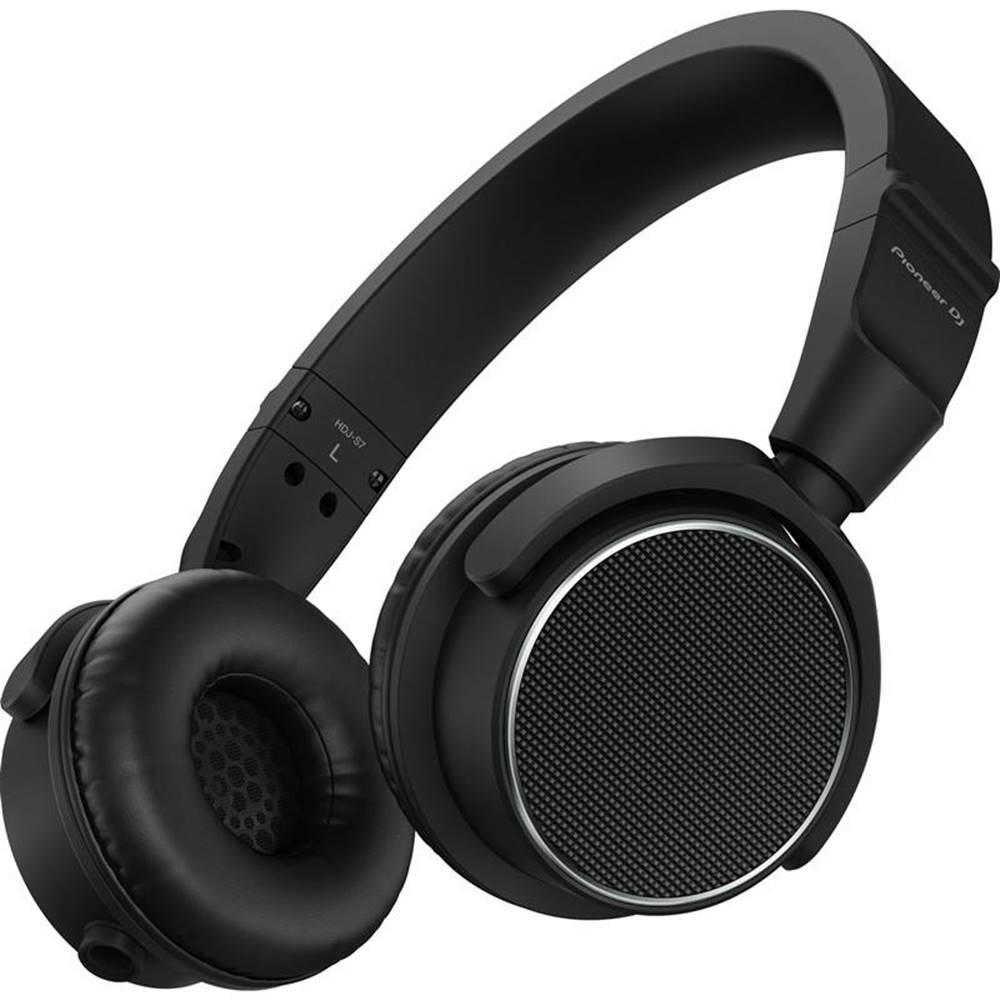Pioneer Slúchadlá Pioneer DJ HDJ-S7 čierna